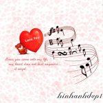Hình ảnh nền đẹp về tình yêu lãng mạn part 1