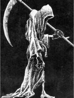 Hình ảnh về thần chết Reaper, Death Angel