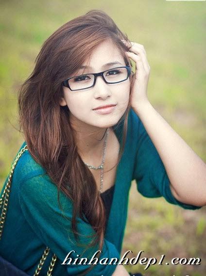 Hình hot girl cực xinh trên facebook đẹp dịu dàng 10