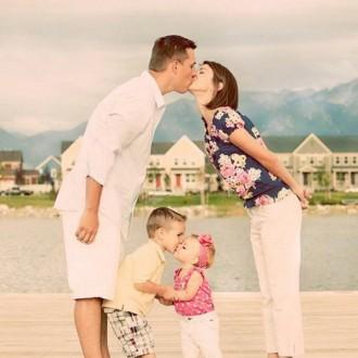 Hình ảnh bé yêu với cuộc sống gia đình