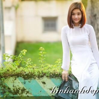 Hình hot girl cực xinh trên facebook đẹp dịu dàng
