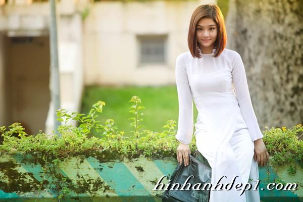 Hình hot girl cực xinh trên facebook đẹp dịu dàng 17