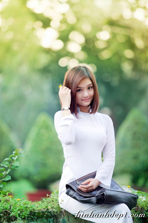 Hình hot girl cực xinh trên facebook đẹp dịu dàng 18
