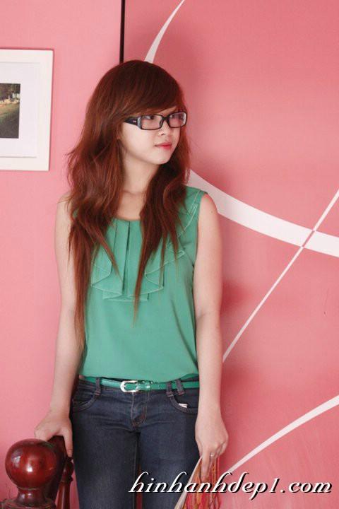 Hình hot girl cực xinh trên facebook đẹp dịu dàng 22