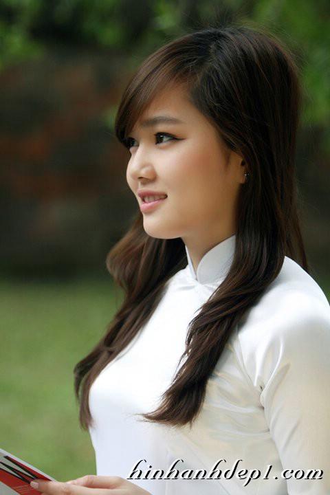 Hình hot girl cực xinh trên facebook đẹp dịu dàng 3
