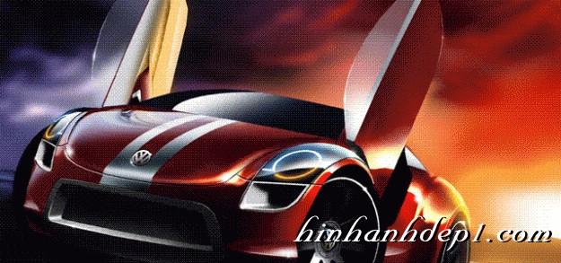 Ảnh siêu xe Volkswagen nổi tiếng của Đức