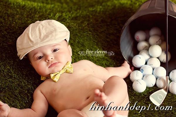 Bé yêu là bộ tay golf đỉnh cao thế giới