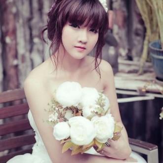 Ảnh bé Thảo Trang girl xinh facebook với vẻ đẹp mê mẩn