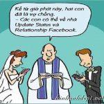 Những hình ảnh chế nói về việc nghiện facebook của giới trẻ