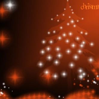Ảnh nền Giáng sinh lung linh cho màn hình desktop