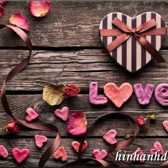 Ảnh nền tình yêu cực lãng mạn