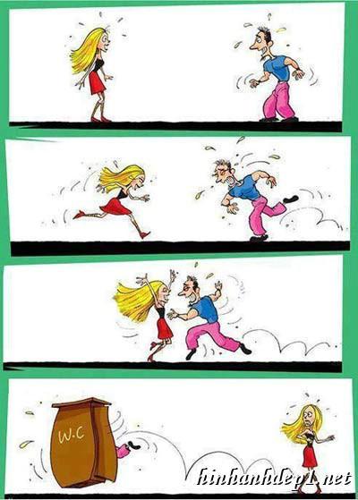 Những hình ảnh hài hước về tình yêu (4)