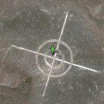Những đồ hình kỳ lạ chụp từ Google Maps