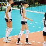 Hotgirl bóng chuyền Kazakhtan gây sốt cộng đồng mạng