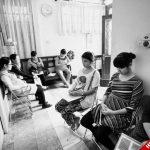 Nhật ký ảnh của người đàn ông Việt yêu vợ con