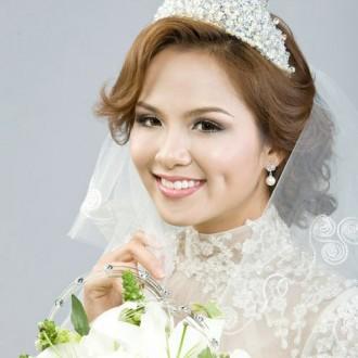 Những kiểu tóc đẹp dành cho cô dâu