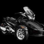 Những mẫu siêu xe mô tô 3 bánh đẹp độc nhất vô nhị