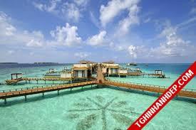 Bộ ảnh tuyệt đẹp ở thiên đường Maldives