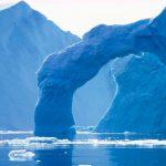Cận cảnh vẻ đẹp của những tảng băng trong mùa đông