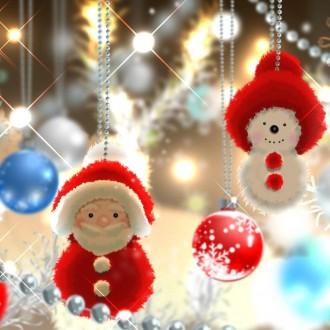 Những hình ảnh đáng yêu về người tuyết trong dịp Giáng sinh