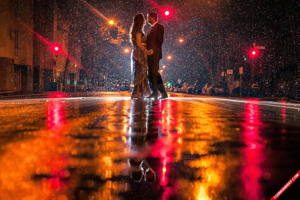 Những hình ảnh lãng mạn của các cặp đôi yêu nhau