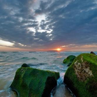Tuyển tập những bức ảnh đẹp nhất về bình minh trên biển