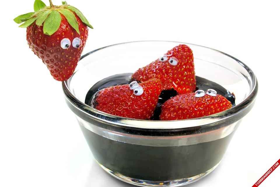 Hình ảnh độc đáo nhất về các loại trái cây