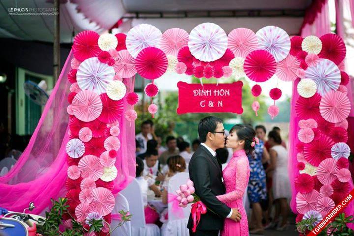 Ngắm bộ ảnh cổng hoa cưới tuyệt sắc cho ngày hạnh phúc