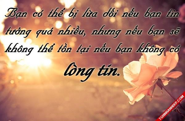 Những câu nói ý nghĩa trong cuộc sống
