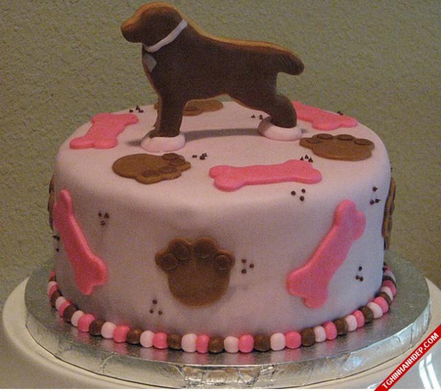 Những mẫu bánh sinh nhật đáng yêu cho người tuổi Tuất
