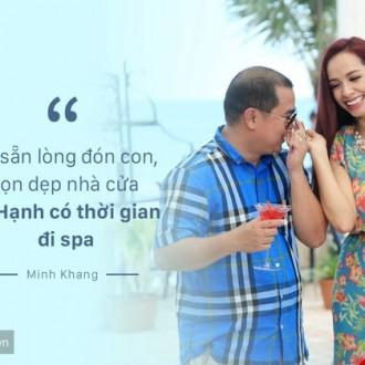 Phát ngôn đậm chất ngôn tình của các cặp đôi sao Việt