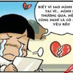 Trọn bộ ảnh chế hài hước về tình yêu thời nay