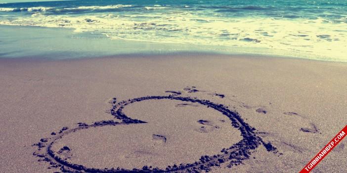 Bộ ảnh trái tim lãng mạn cho người đang yêu đẹp nhất