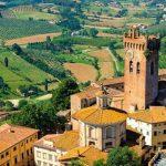 Đã mắt với vẻ đẹp thơ mộng của vùng đất Tuscany