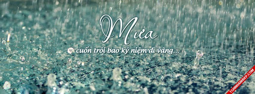 Hình nền mưa tuyệt đẹp cho những ai thích lãng mạn