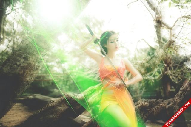 Ngắm Diễm My 9X nóng bỏng trong bộ ảnh mới nhất