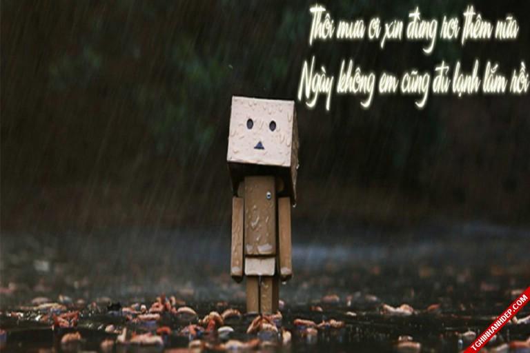 Những hình ảnh buồn về tâm trạng sau chia tay
