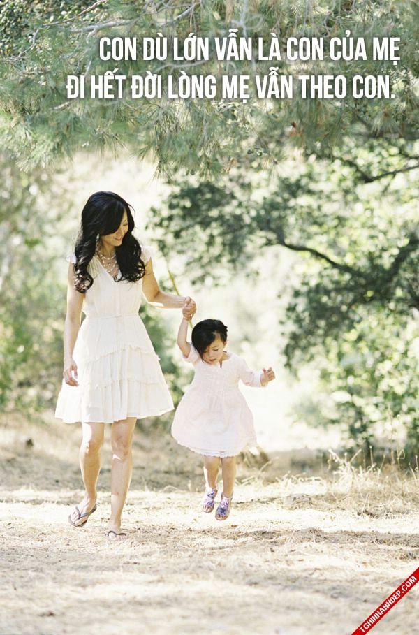 Những hình ảnh đẹp nhất về tình thương của mẹ