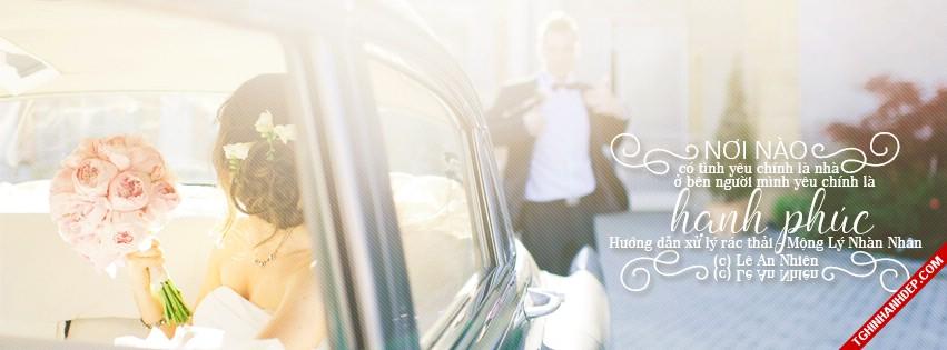 Ảnh bìa facebook đẹp cho fan tiểu thuyết ngôn tình