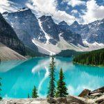 Ảnh đẹp top 10 hồ nước đẹp nhất thế giới