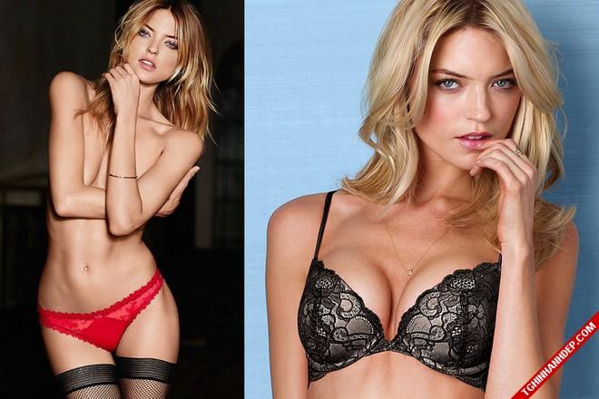 ẢNH HOT: 10 thiên thần quyến rũ của Victoria's Secret 2016