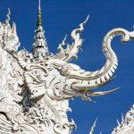 Bộ ảnh cận cảnh đẹp nhất về ngôi đền trắng Thái Lan
