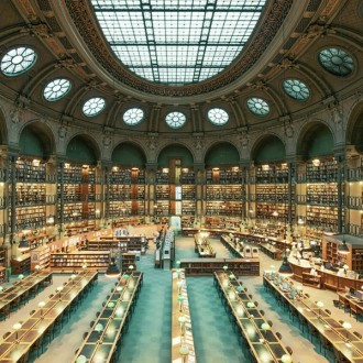 Đã mắt với hình ảnh những thư viện khổng lồ trên thế giới