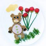 Gợi ý những hình ảnh đẹp về món ăn cho các bé