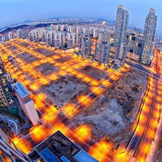 Hình ảnh đẹp về thủ đô Seoul qua ống kính máy ảnh