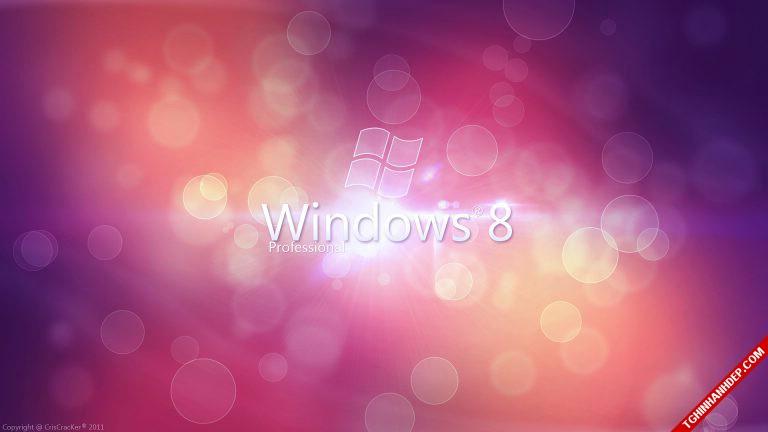 Hình nền windows 8 đẹp và mới nhất cho máy tính
