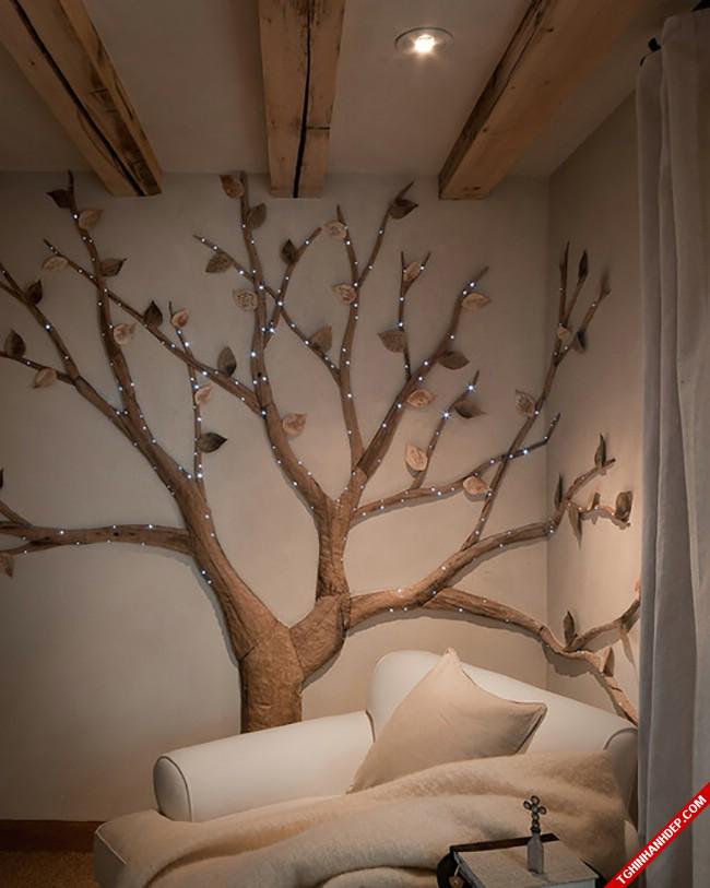 Những hình ảnh ấn tượng về tranh treo tường hanmade