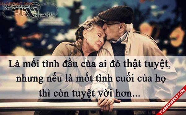 Những lời nói ý nghĩa dành cho tình yêu
