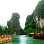 Những hình ảnh tuyệt đẹp về vịnh Hạ Long