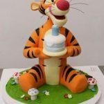 Gợi ý mẫu bánh sinh nhật dễ thương cho 12 con giáp – Tuổi Dần